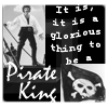 The Pirate King by Blue-Hawk-Dreaming