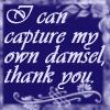 Capture Damsels by Blue-Hawk-Dreaming