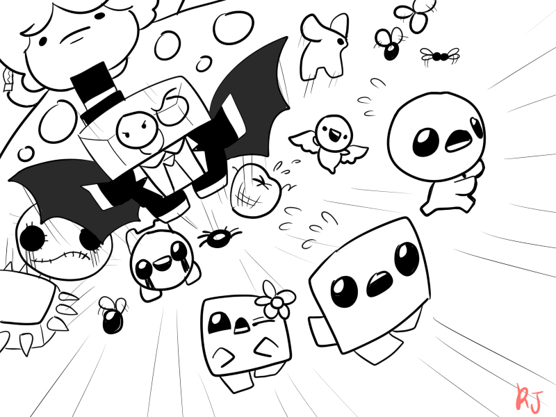 the binding of isaac free