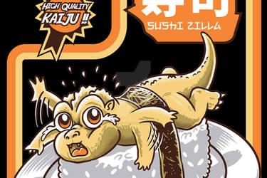 little sushi dragon