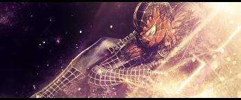 Spiderman - Darkness by N-95