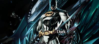 The Dark Knight by N-95