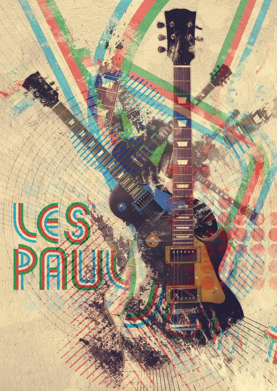 La Guitare by Survulus