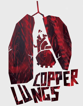 Copper Lungs Logo