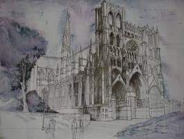 Amiens by Alphirin