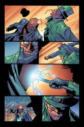 Legenderry: Green Hornet #3