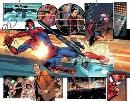 Spider-Man2 MichaelBartolo