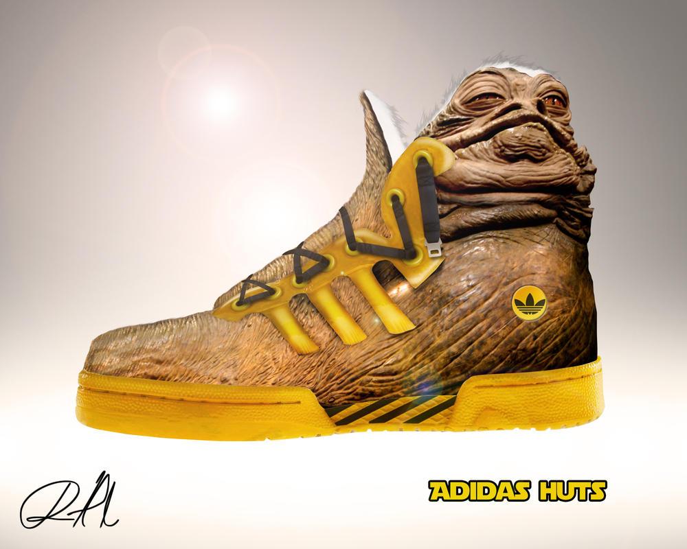 Adidas Huts by Hoegdall