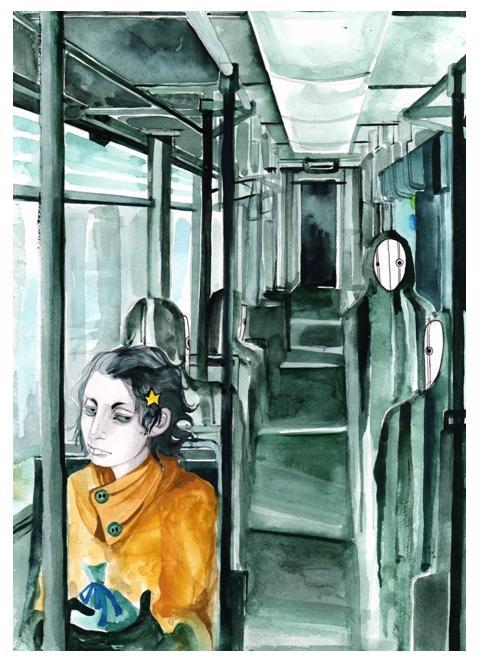 tram by LaguCzarna