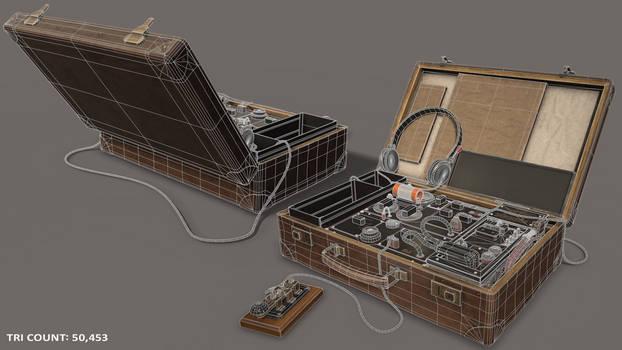 WW2 Portable Radio: Typology