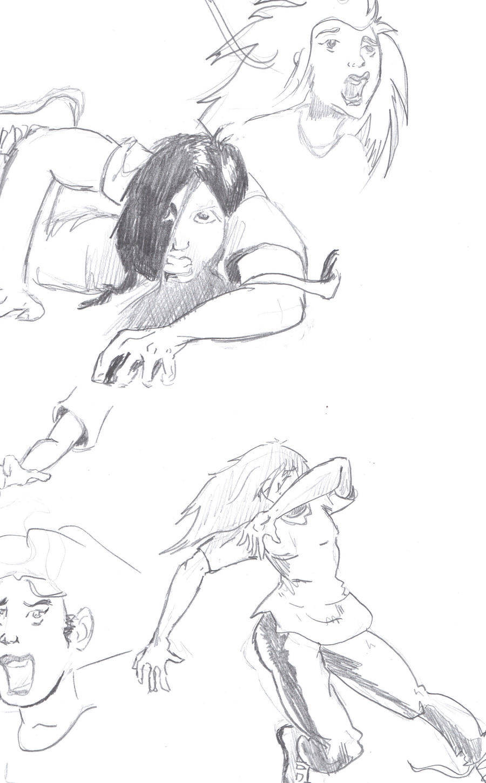 Test comics by Visu-Kei