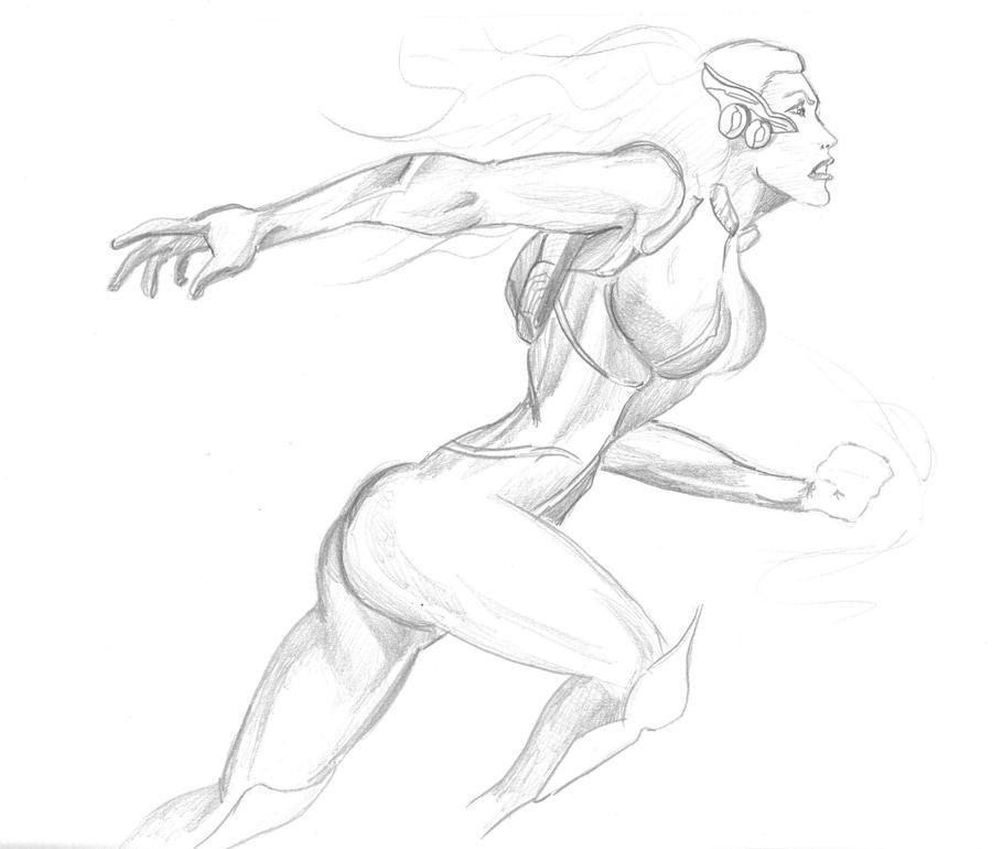 Mes dessins <3. Comics_test_girl_sf_by_visu_kei-d5mlpm8