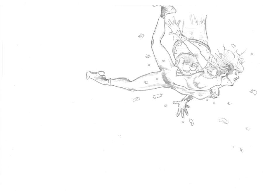 Mes dessins <3. - Page 2 Attaque_robot_by_visu_kei-d5mshqy