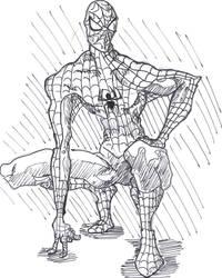 Spidey spider-man by Visu-Kei
