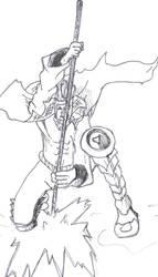man comics by Visu-Kei