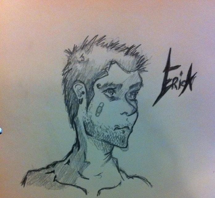 Erick by Visu-Kei