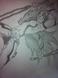 Fight Boy By Visu Kei by Visu-Kei