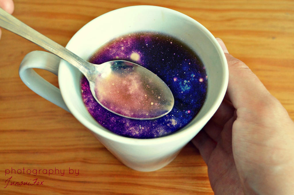 A Spoonful of Space by JunsuiFox