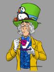 Mad Hatter By briannacherrygarcia