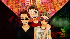 [YTB FANART] Salut Les Geeks : Hug ? by VicYoseiIchi