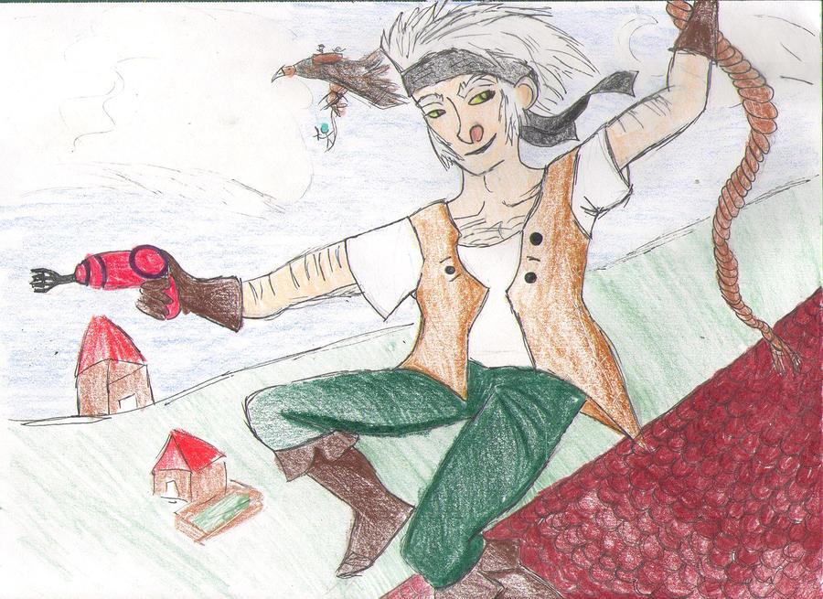 """""""I've got my Forkdrill."""" by LadyRavenSkye"""