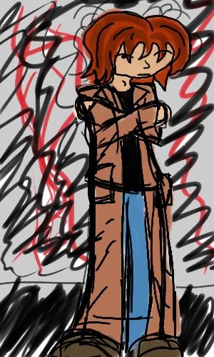 Angry Basil gets Angry Art by LadyRavenSkye