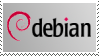 Debian Stamp by smoovi