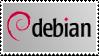 Debian Stamp by smoovi