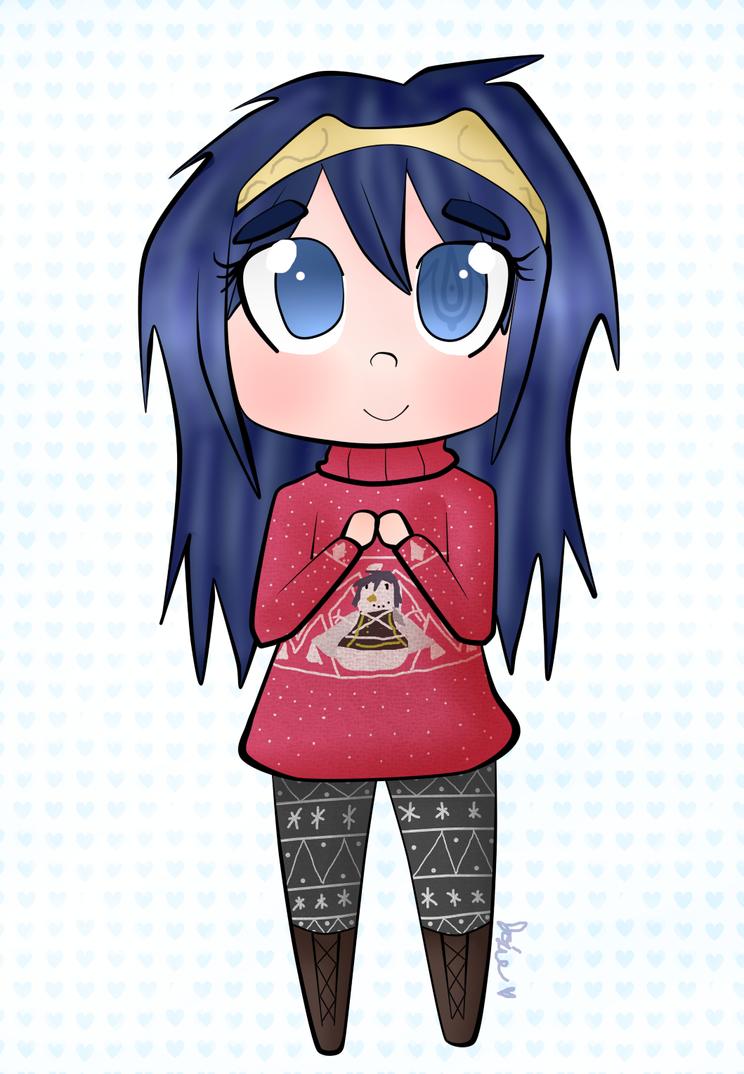 Christmas Sweater Weather by LyricaLupin
