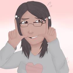 heart heart!! by LyricaLupin