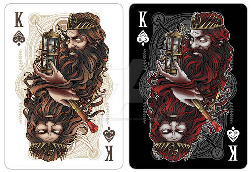 King Of Spades - Chronos