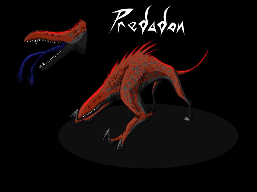 Dream Creature Predadon by Laserbot