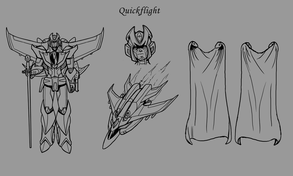 Quickflight Lines by Laserbot