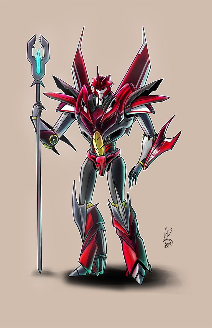 Seeker Knockout by Laserbot