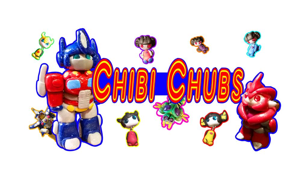 Chibi Chubs Logo by Laserbot