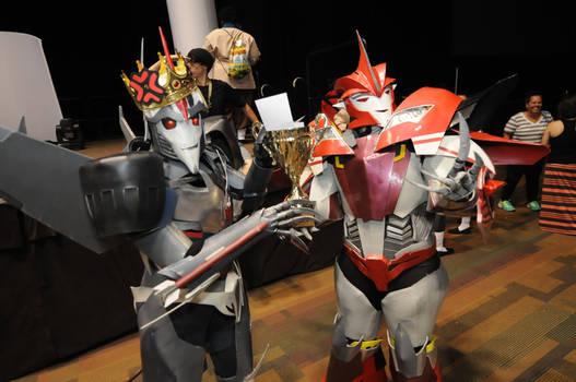 Phx ComiCon 2015: Masquerade Winners!