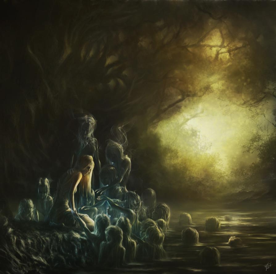 Les Lumerettes by CyrilBarreaux