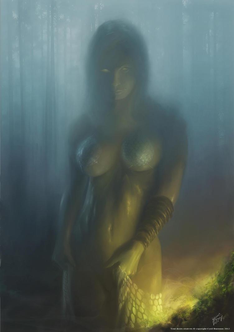 evanescence by CyrilBarreaux