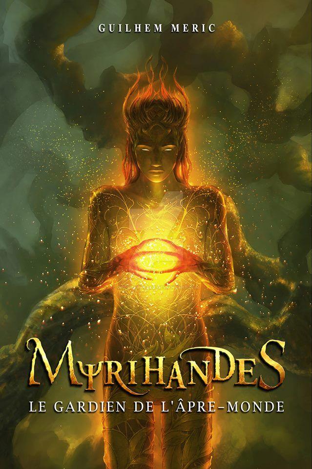 Myrihandes T2 by CyrilBarreaux