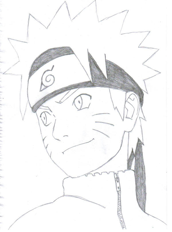 How To Draw Naruto Shippuden