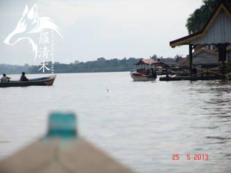Batang Hari Jambi - River Side