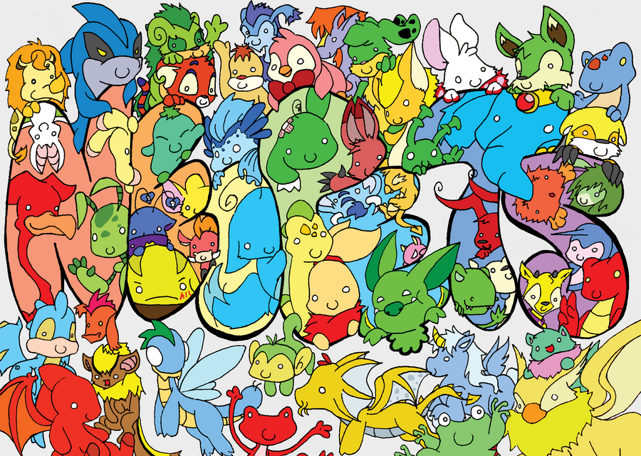 Neopets Group Picture by shmozie on DeviantArt