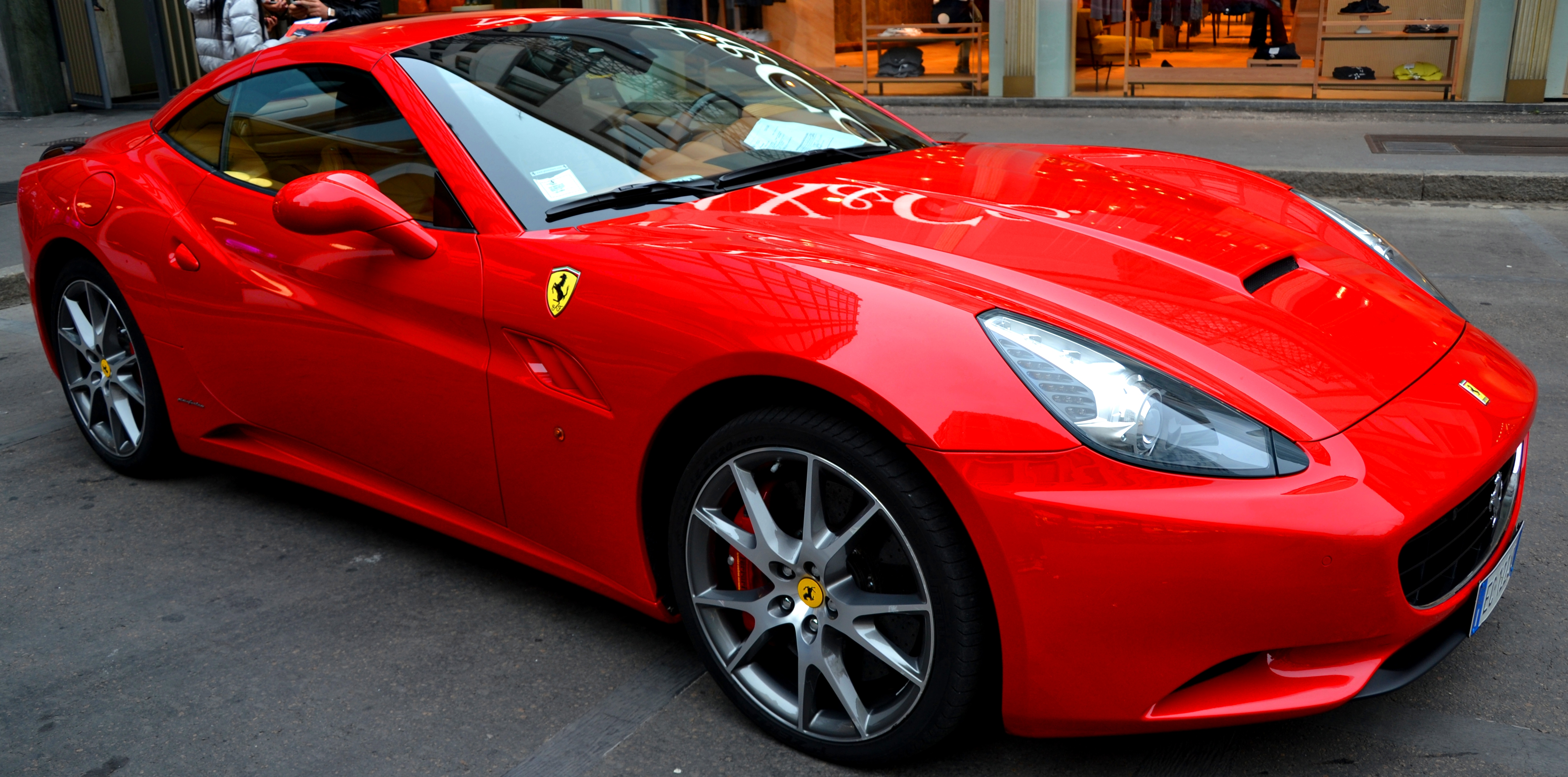 Ferrari Cabriolet California by Gaia96Bennoda on DeviantArt