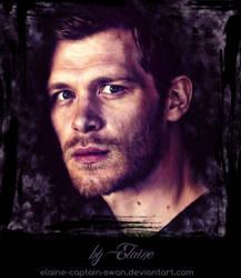 Joseph Morgan (digital portrait) by Elaine-captain-swan