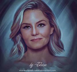 Jennifer Morrison  by Elaine-captain-swan