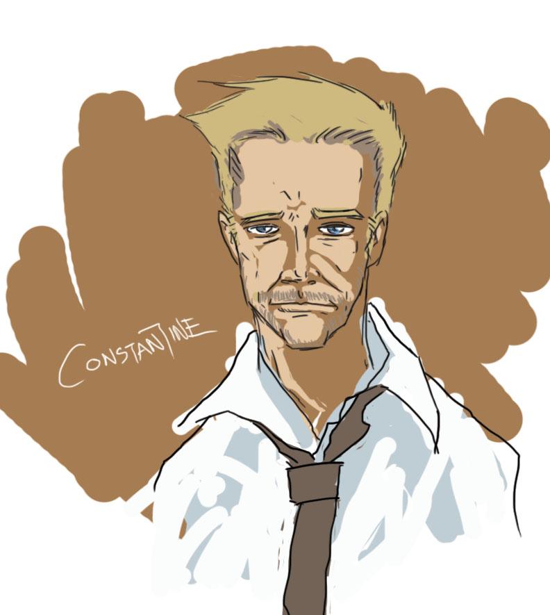 John Constantine by jdcunard