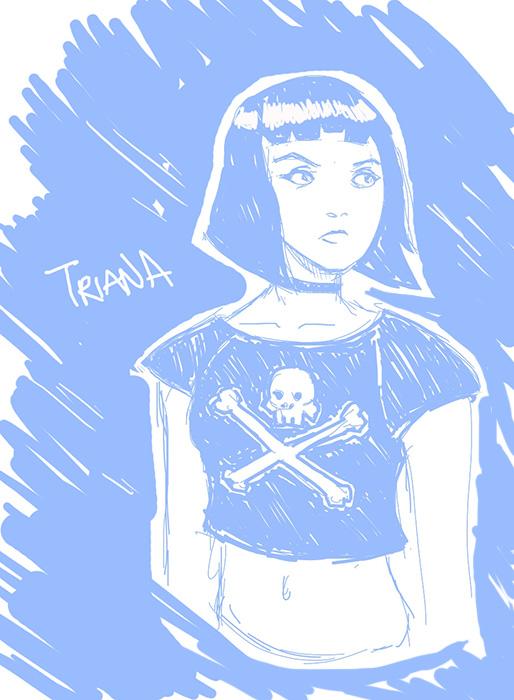 Triana by jdcunard