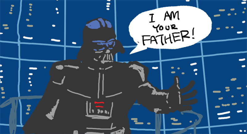 Who's your Father? by jdcunard