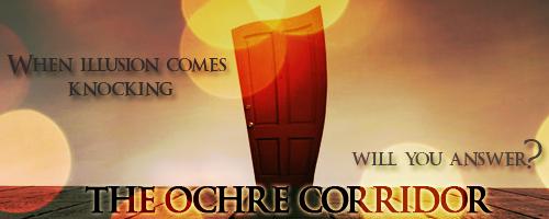 The Ochre Corridor 3 by XxTriquetraxX
