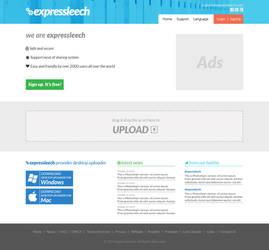 Expressleech UI by oreallove